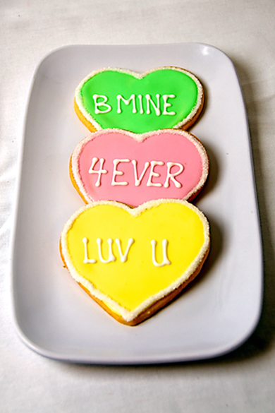 For the optimist on Valentine's Day. (Photo courtesy of SusieCakes)