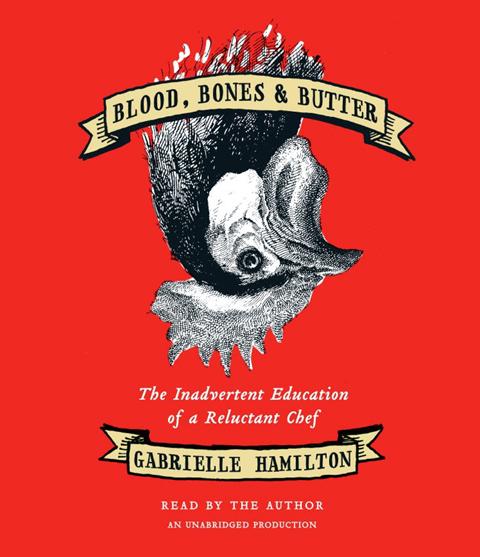 Chef Gabriel Hamilton's new memoir.
