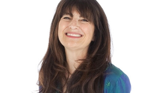 The one and only Ruth Reichl. (Photo by Fiona Aboud)