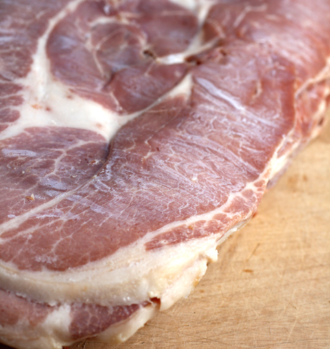 The Aged Kentucky Country Ham that James Beard couldn't get enough of.