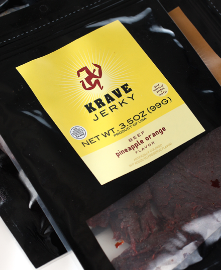 Jerky that actually won't hurt your jaw.