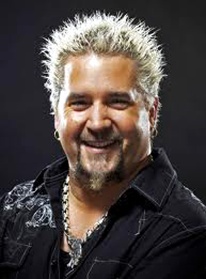 Meet Guy Fieri in San Francisco. (Image courtesy of Fieri)