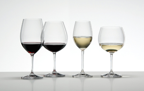 Take home this set of Riedel wine glasses from the Morton's event. (Photo courtesy of Riedel)