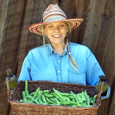 Kristee Rosendahl wants to help make your gardening easier and more successful. (Photo courtesy of Rosendahl)