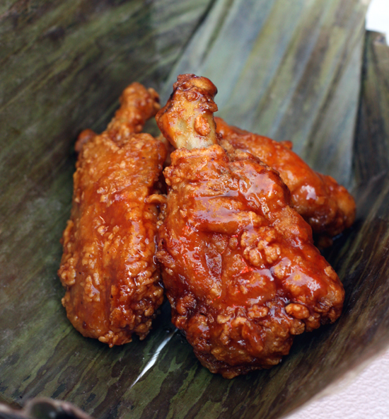 The famous adobo wings.