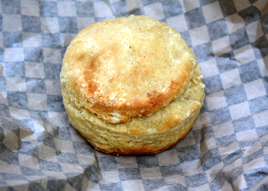 The biscuits live up to all the hype, too.