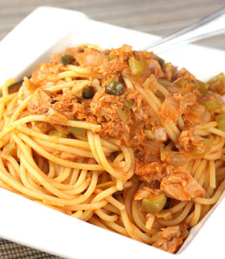 Another Favorite Nancy Silverton Cookbook Recipe: Spaghettini with ...
