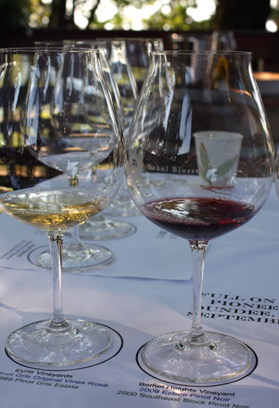 A tasting of fine wines from first-generation Willamette Valley winemakers.