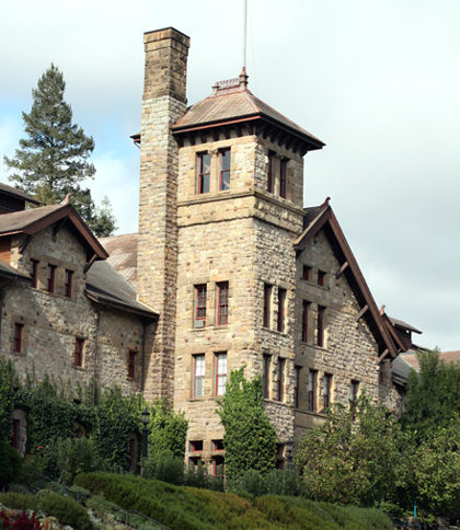 The Culinary Institute of America's St. Helena campus.