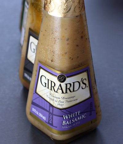 Girard's newly revamped salad dressings.