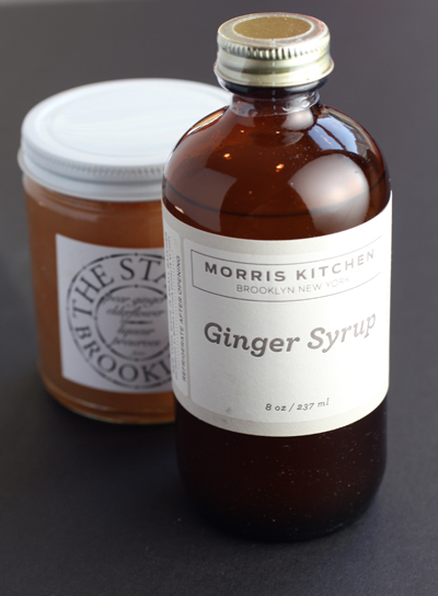 Perfect treats for a ginger lover like me.