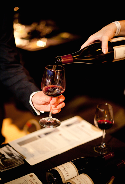 "A host of wineries will be pouring their varietals at the ""Wine and Wishes'' gala. (Photo courtesy of the Greater Bay Area Make A Wish Foundation)"