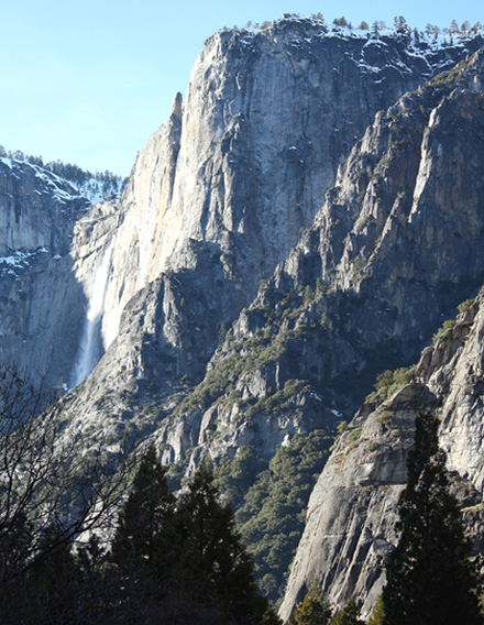 Meet yours truly and some of the best chefs in the country in January in Yosemite. (Photo by Carolyn Jung)