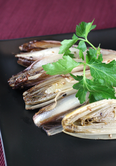 Roasting makes endive downright sweet.