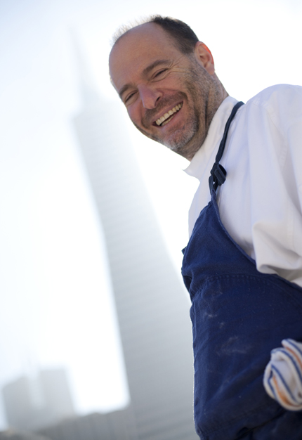"Chef Michael Tusk will lead the culinary team for ""Taste of the Nation.'' (Photo courtesy of the chef)"