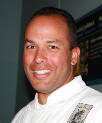 Chef Victor Scargle of Lucy at Bardessono will be one of the chefs headlining the all-foie-gras dinner at the Plumed Horse. (Photo courtesy of the chef)