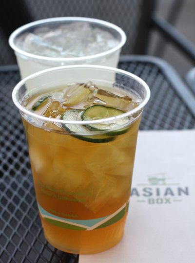 Housemade beverages that totally refresh.