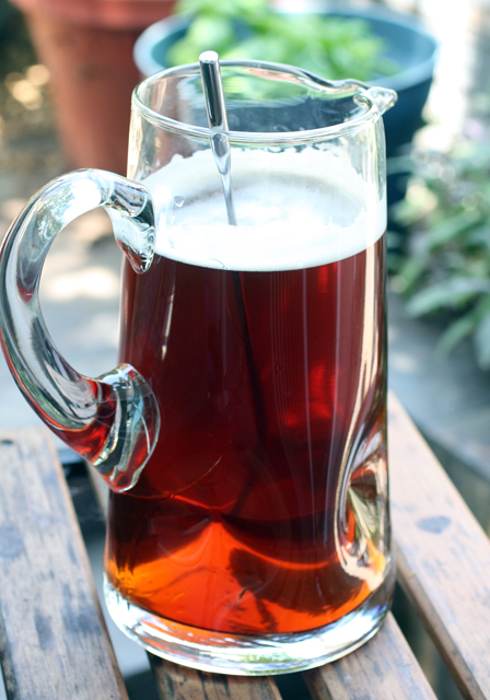 Your chance to win this pretty pitcher, plus the iced tea that goes along with it.