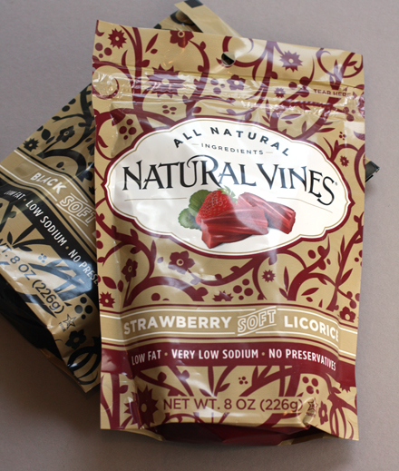 They come in handy, resealable bags. (Photo by Carolyn Jung)