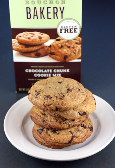 So are these chocolate chunk cookies.