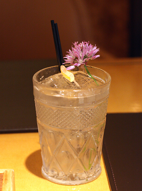"A taste of ""Indian Summer'' at Brasserie S&P, which specializes in gin cocktails"