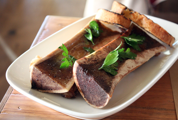 Let's hear it for bone marrow in all its glory!