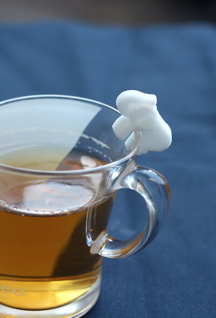 An elephant sugar hugger. How cute is this?