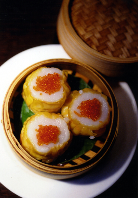 Creative dim sum offerings at the soon-to-open Hakkasan in San Francisco. (Photo courtesy of the restaurant)