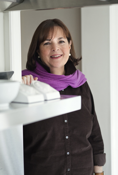 Meet Ina Garten at Palo Alto's William-Sonoma. (Photo courtesy of Williams-Sonoma)