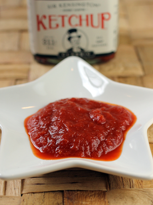 Sir Kensington's Classic Gourmet Scooping Ketchup.