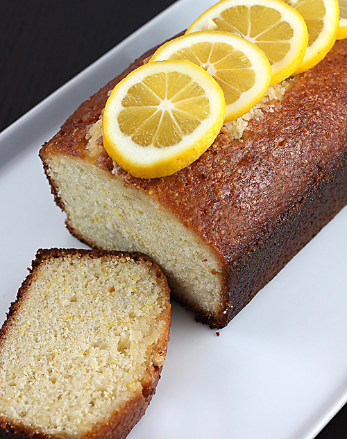 More Baked Lemon Goods: Best Damn Meyer Lemon Cake from Saveur