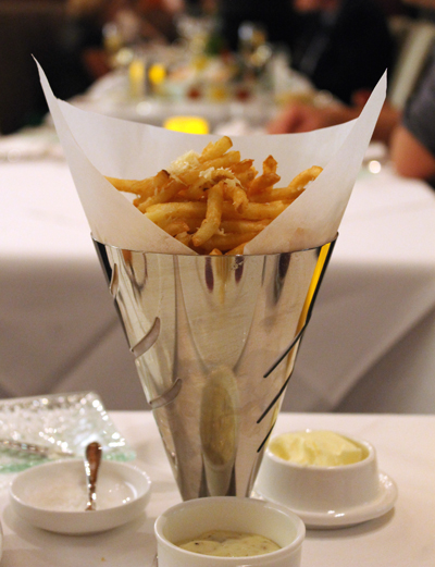 Truffle fries. You know you want them.
