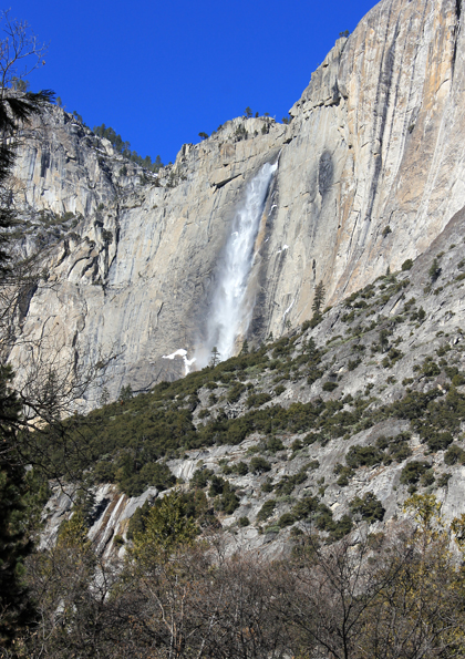 Yosemite Falls.