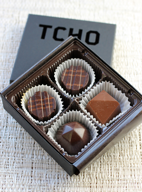 The Artisan Confections collection from TCHO.
