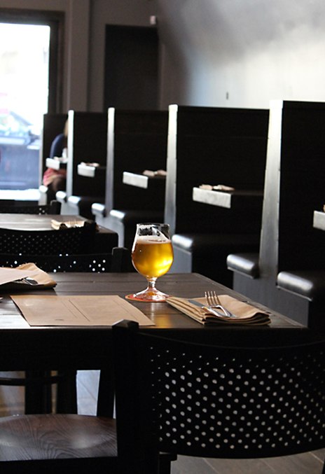There's a new beer joint in downtown Mountain View.