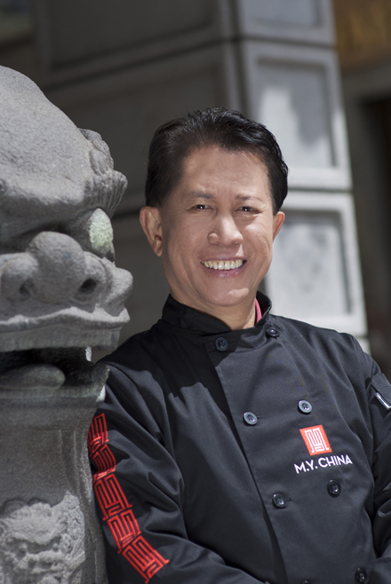 Martin Yan (Photo courtesy of the chef).