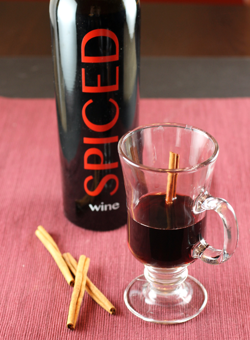 Relax with Spiced Wine -- hot, cold or room temperature.