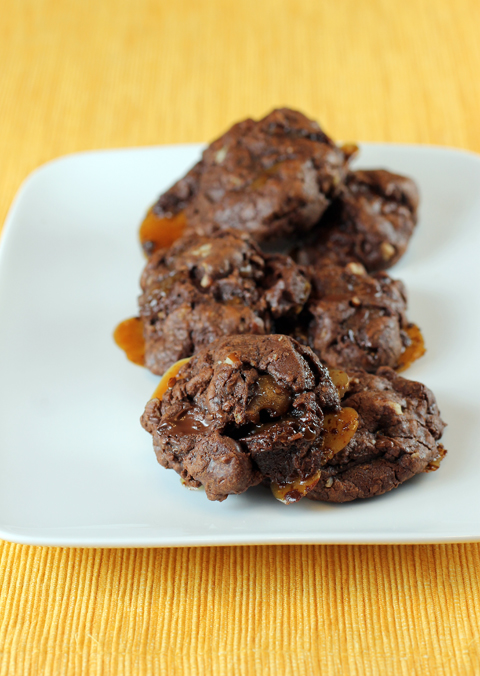 Chocolate Mudslide Cookies by Pastry Chef Rodney Cerdan. (Photo by Carolyn Jung)