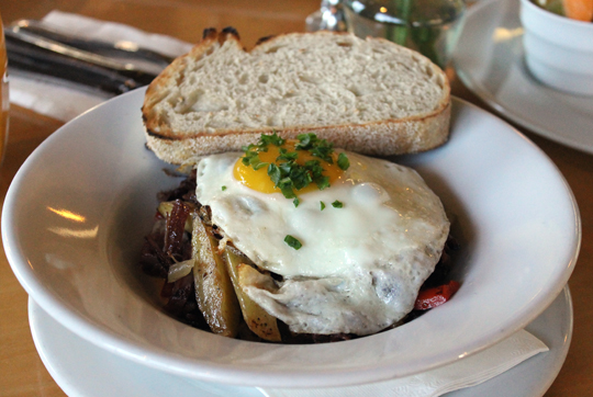 Corned beef hash for the ages.