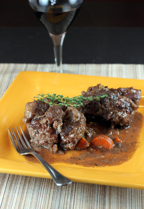 Dig into beefy oxtails for the new year.