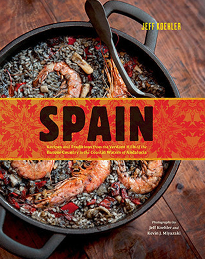 SpainCookbook