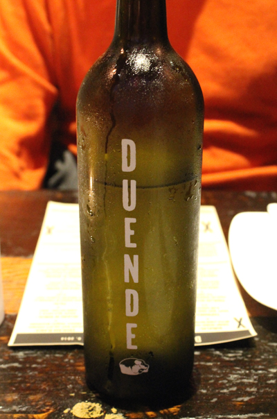 Join in on the fun at Duende.