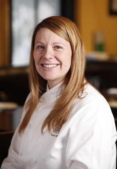 Pastry Chef Lori Baker. (Photo courtesy of Baker & Banker)