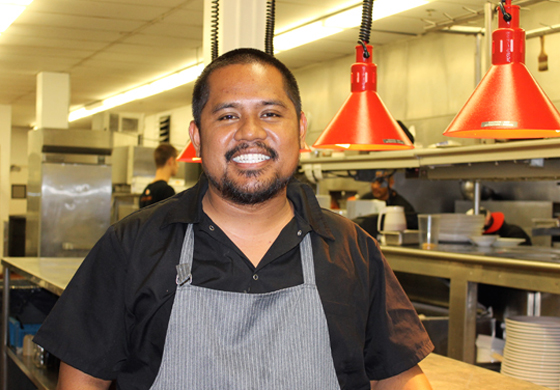 A visit to Chef Sheldon Simeon's new Maui restaurant, Migrant.