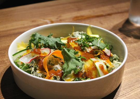 Yum Yai Salad.