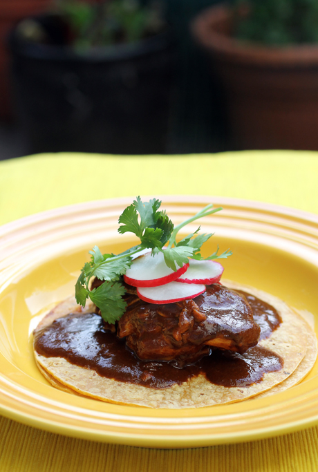 Tacolicious makes it easy to enjoy Mexican mole at home.