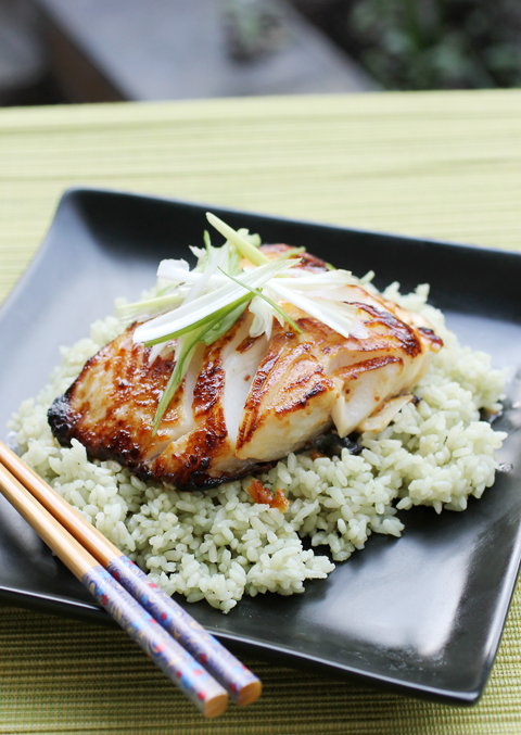 ... cod with miso redeye glazed raspberry miso glazed cod recipe on food52