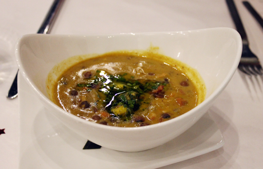 Who knew pigeon pea soup could be so satisfying?