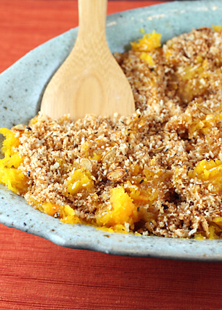 ... with Balsamic and Chile Panko Crumbs by Jean Georges Vongerichten