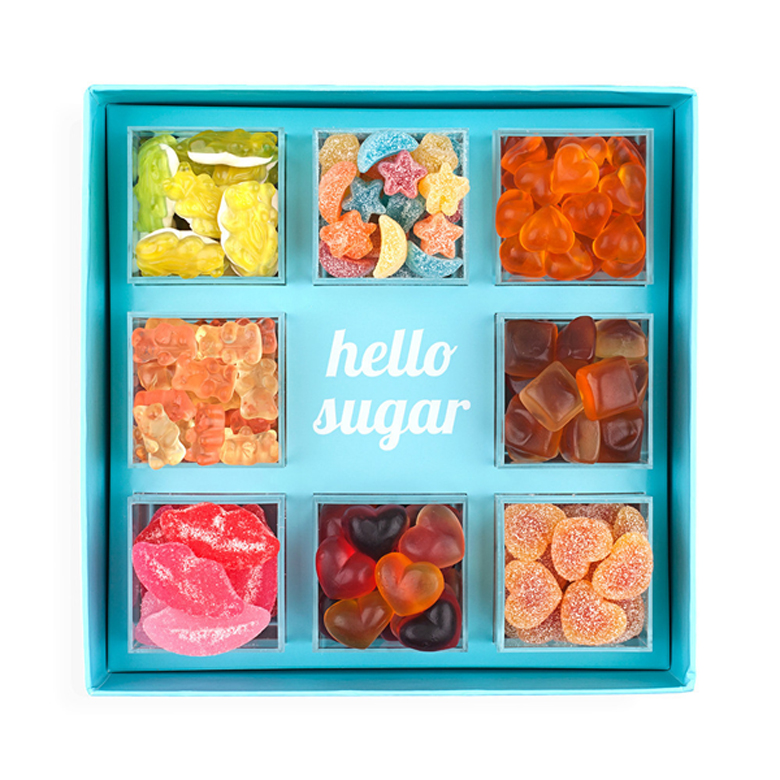 Gummy Love Bento Box ($60). (Photo courtesy of Sugarfina)